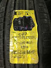 1 New 255 60 19 Pirelli Scorpion Verde All Season Plus Tire