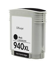 1PK FOR HP940XL 940XL BLACK IN CARTRIDGE OFFICEJET PRINTER C4906AN