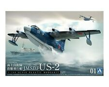 Aoshima 1/144 JMSDF Rescue Flyingboat US-2 NEW model kit