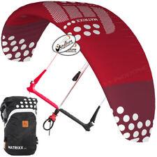 HQ4 Matrixx 9M Depower Water Foil Kite w HQ One Control Bar & Lines Kiteboarding
