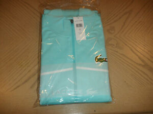New w/ Tags Lacoste Sport Miami Open 2021 Tennis Tournament Jacket XXXL