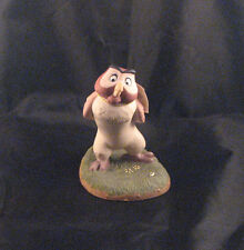 "Pooh & Friends Owl Figurine ""You've Taught Me Everything I Need to Grow"""