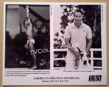 8x10 Photo~ AMERICA'S GREATEST OLYMPIANS ~1996 ~Swim Diver Greg Louganis