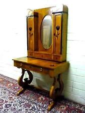 Schreibtisch Biedermeier Kirsche Handpoliert 1830