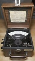 Sensitive Research Model DW Reference Standard Single Phase Wattmeter