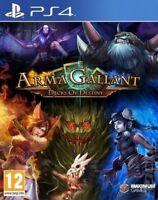 ArmaGallant: Decks of Destiny (PS4) Mint - 1st Class Delivery