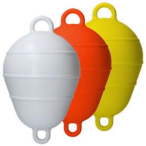 Boje Ankerboje Auftriebskörper Mooringboje Verankerungsboje oval Farbe wählbar