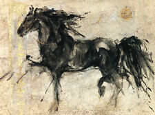 Lepa Zena by Marta Gottfried Horse Print 30x40