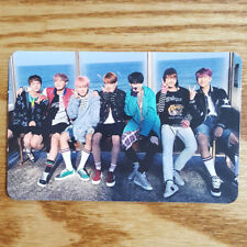 Group Cut Official Photocard BTS YNWA You Never Walk Alone 2nd Album Repackage