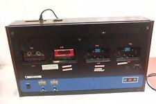 Vintage Pentagon C4322 High Speed 3x Cassette Tape Duplicator ~ Read