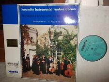MOURET: Premier Concert RAMEAU: Dardanus Suite > Ens. Inst. Andrée Colson exc