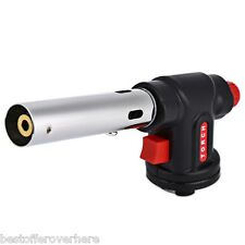 WS-504C Automatic Electronic Ignition Torch Welding BBQ Flame Gun /Flame Thrower