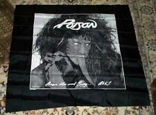 POISON Open Up ..Vintage Banner Tapestry
