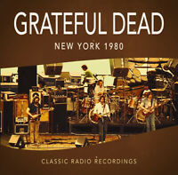 The Grateful Dead : New York 1980 CD (2019) ***NEW*** FREE Shipping, Save £s