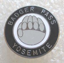 Badger Pass Ski Area-Yosemite National Park Tourist Souvenir Collector Pin