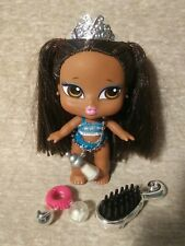 Bratz Babyz, Hair Flair Sasha, Rooted Hair, Tiara, Accessories