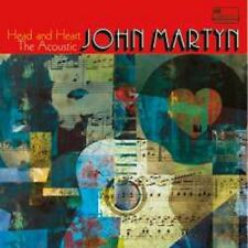 John Martyn- Head and Heart The Acoustic John Martyn - New 2CD - Pre Order- 28/4