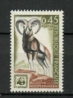 S25030a) France 1969 MNH Animal Protection 1v
