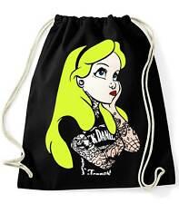 Mochila / Bolsa  Alice Tatoo-alicia en el pais de las maravillas  backpack - bag