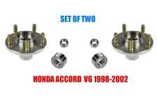 Front Hub & Bearing Kit Assy FOR Honda Accord V6  3.0L SET OF TWO