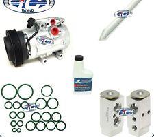 A/C Compressor Kit Fits Hyundai Entourage 07-08 Kia Sedona 06-09 OEM HS20 67120