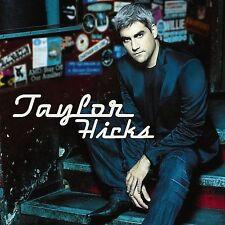 Taylor Hicks by Taylor Hicks American Idol Winner 2006 Arista s/t self-titled CD