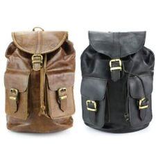 Bolsos de mujer mochilas negros algodón