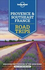 Lonely Planet Provence & Southeast France Road Trips, Paperback by Berry, Oli...