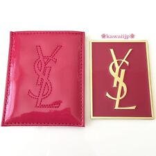 72932cac36c Yves Saint Laurent Fuchsia Mirror Compact in Case Limited Gift Bag Included