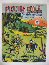 PECOS BILL N. 40, Mondial-Verlag, stato 2+