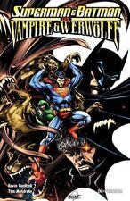 DC PREMIUM #67 HC BATMAN/SUPERMAN Vampire+Werwölfe VARIANT-HARDCOVER  lim.222 Ex