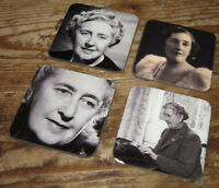 Agatha Christie Great New COASTER Set