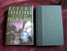 SUTIN - (Philip K. Dick) - DIVINE INVASIONS - 1st