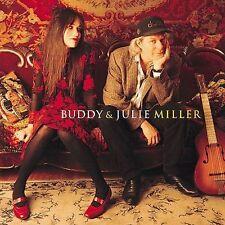 1 CENT CD Buddy & Julie Miller - Buddy & Julie Miller