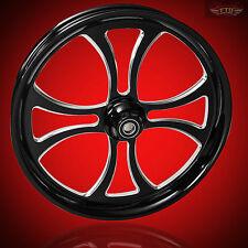 "Harley Davidson Monster 32"" Inch Custom Wheel ""Maltese""   Harley Wheels"