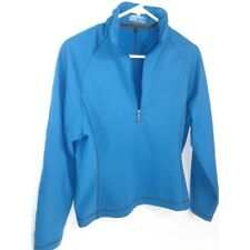 Nike Fit-Dry Half-Zip Golf Pullover Women's Thermal 266977 - M(8-10)