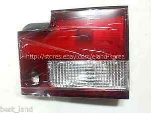 Ssangyong Genuine REAR COMBI TAIL GATE LAMP-RH for Ssangyong MUSSO #8360205801