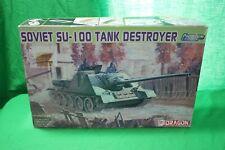 1/35 Dragon #6359  WWII Soviet SU-100 Tank Destroyer Premium Edition