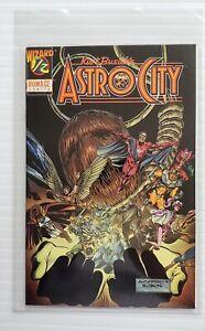 Astro City  #1/2 1996 Wizard Exclusive COA High Grade in Original Poly Bag, CGC?