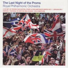 Royal Philharmonic Orchestra - Last night of the proms (2 CDs)