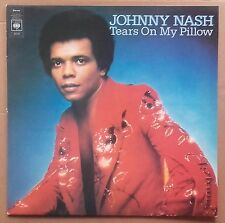LP Johnny Nash ‎– Tears On My Pillow Holland CBS  1975 Unplayed Vinyl Soul