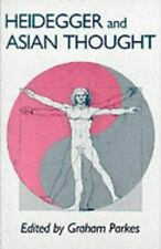 Heidegger and Asian Thought (National Foreign Language Center Technical Reports)