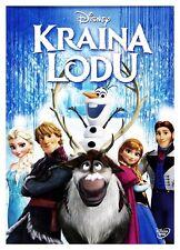 Kraina lodu (Frozen) DVD 2014 Disney POLSKI POLISH