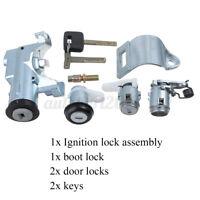Ignition Barrel Boot Locks Kit For Commodore VN VP VR VS Sedan & Central Locking