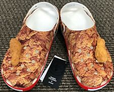 KFC X Crocs Limited Edition Men Size 11 Jibbitz Charms Look & Smell Like Chicken