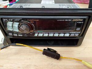 Alpine Car Radio/CD/Media Player CDA-7894