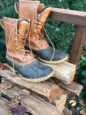 mens ll bean boots size 12