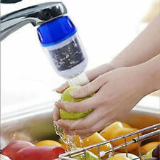 New  Carbon Plastic Water Filter Mineral Dispenser Purify Purifier Kitchen Tool