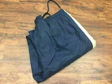 Adidas Men's Grey Classic Windbreaker Elastic Waist Athletic Pants Size Xl