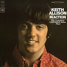 Keith Allison : In Action The Complete Columbia Sides Pl CD